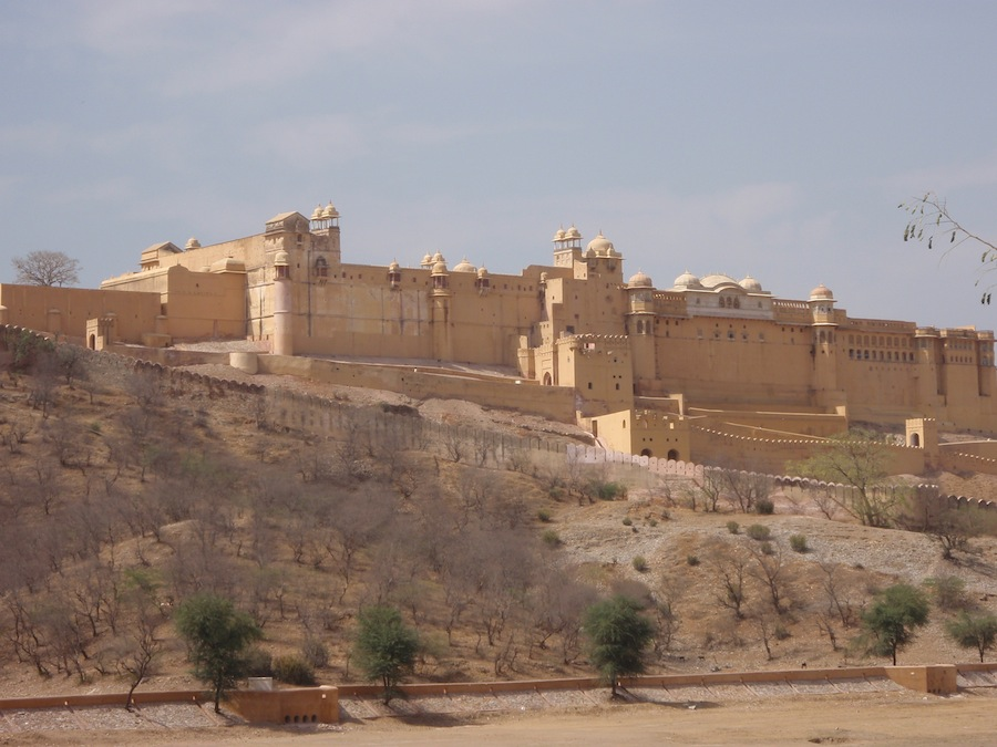Янтарный форт в Джайпуре