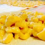 Рецепт недели: ньокки (gnocchi) из тыквы