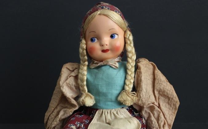 польская кукла