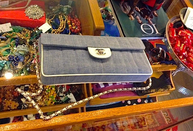 винтажная сумочка Chanel