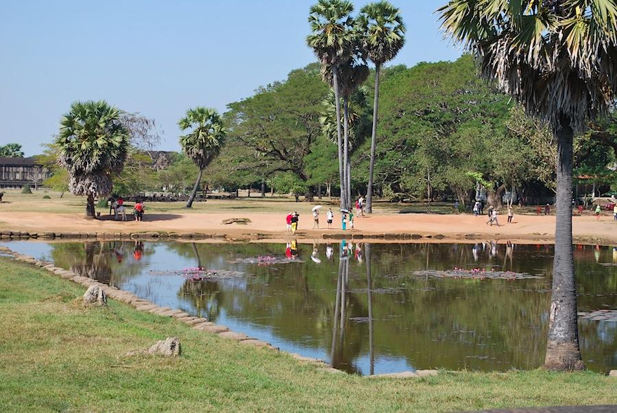 барай в Ангкоре
