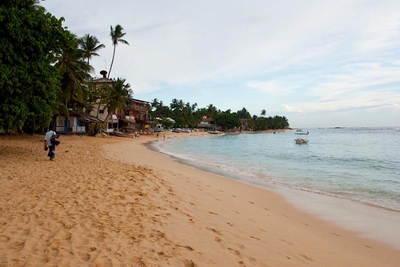 гестхаусы на пляже Унаватуны