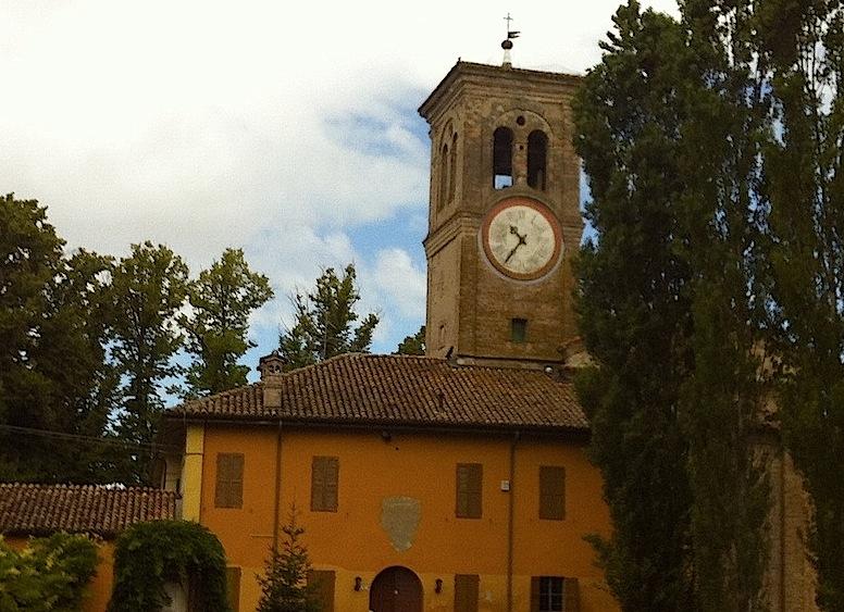 церковь, в которой крестили Верди