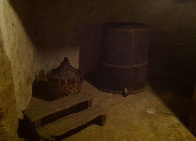 хозяйственное помещение в доме Верди