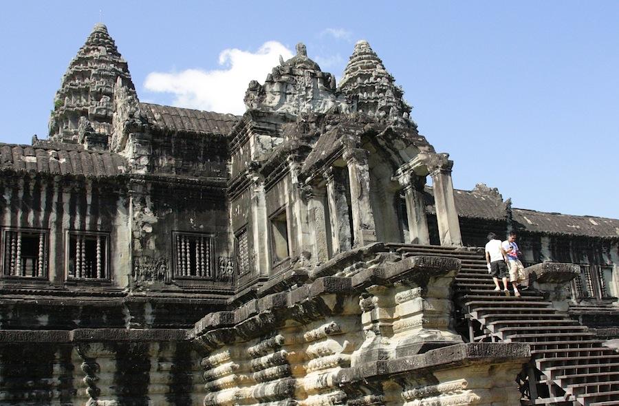 пирамиды Ангкор-Вата