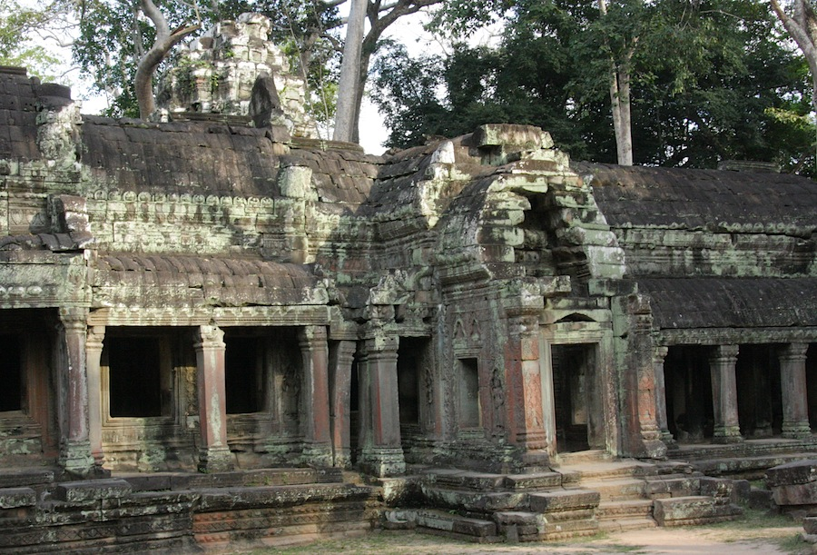 храм в Ангкоре