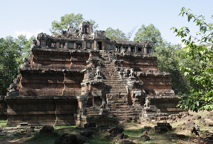 храм-пирамида