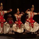 Шри-Ланка. Канди: храм Зуба Будды и кандийские танцоры