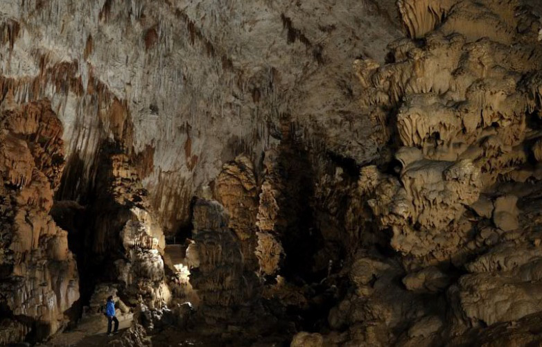 Тихая пещера