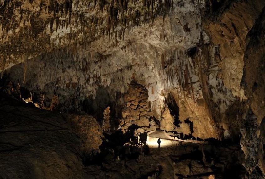 Пещера Тишины