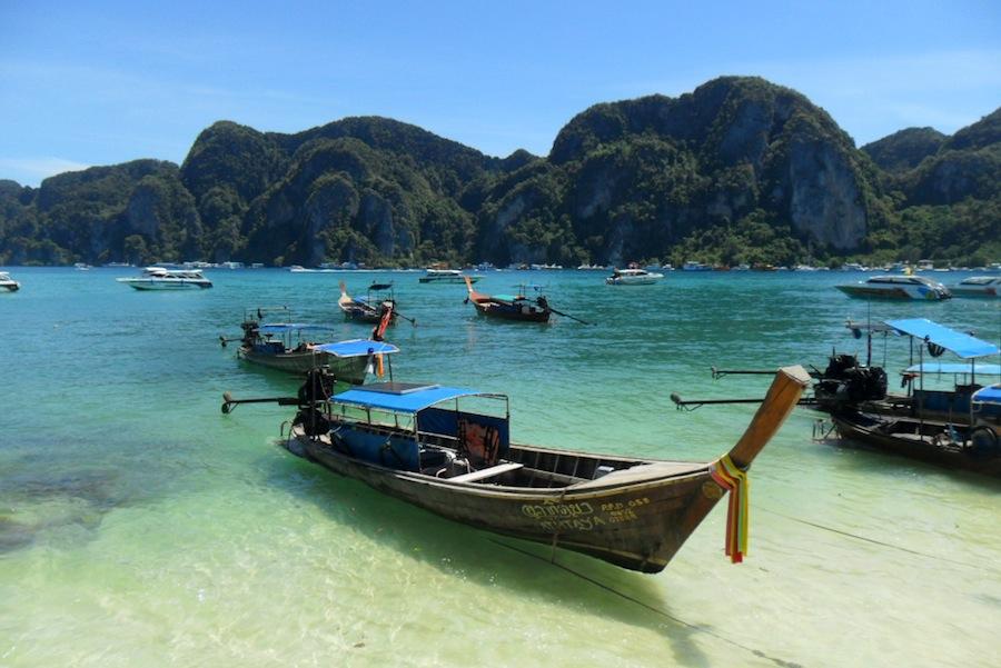Пхи-Пхи Дон, Таиланд