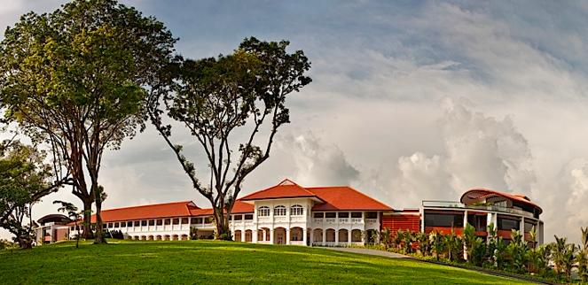 отель Capella Singapore