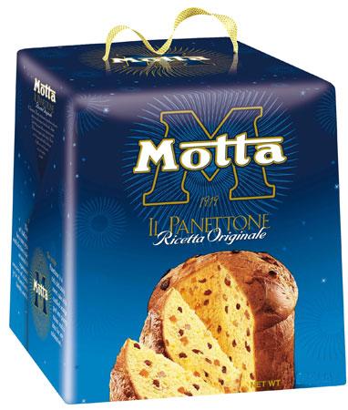 Панеттоне Angelo Motta