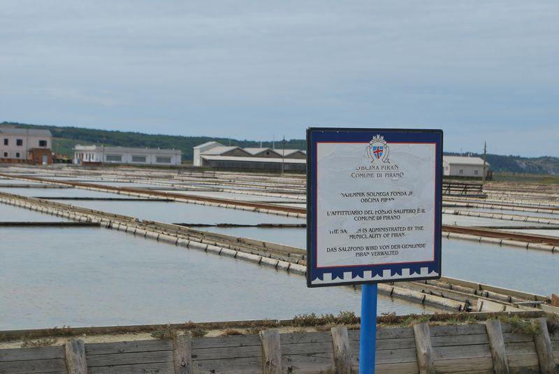 соленые бассейны в Сечовлевских солеварнях