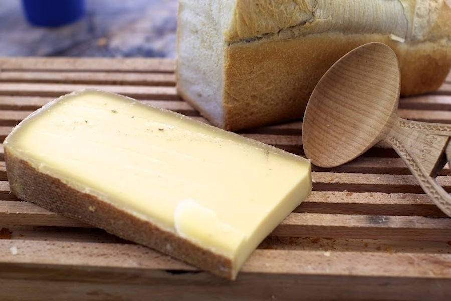 """сыр """"Этива"""" на ферме"""