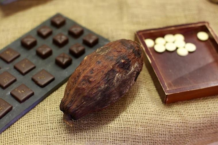 ингредиенты для создания конфет