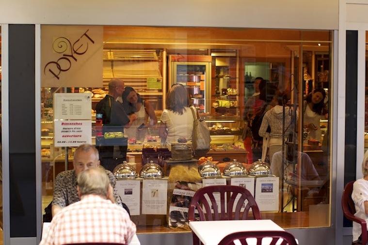 кафе Confiserie Poyet в Веве