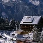Швейцарские Альпы. Виллар: горные лыжи, экотуризм и гастрономия