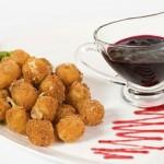 Рецепт недели: жареные шарики моцареллы