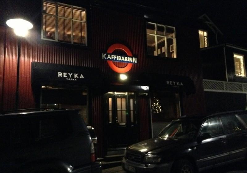 клуб-бар Kaffibarinn