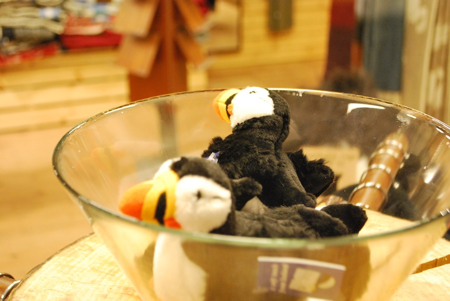 игрушки в виде птичек тупиков