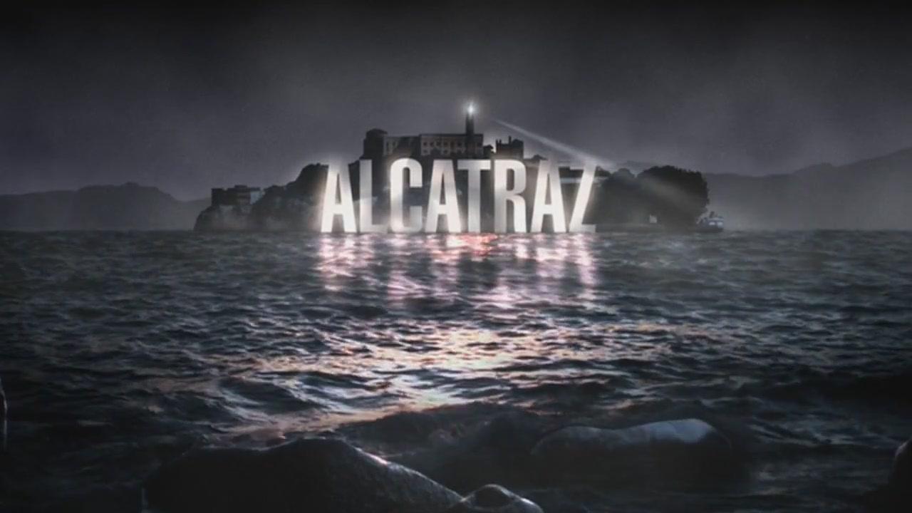 """постер сериала """"Алькатрас"""""""