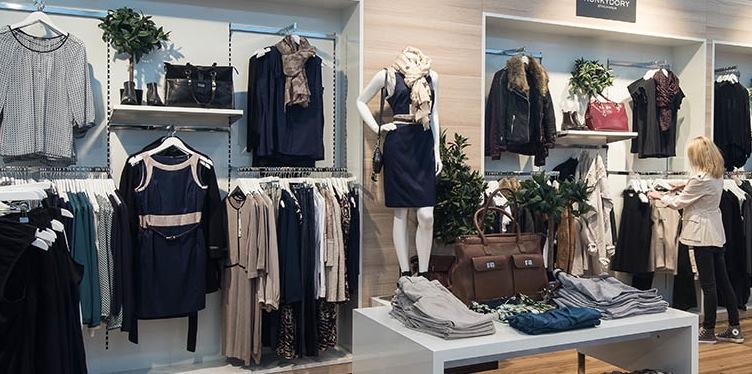 Fashion-бутик в Арланде
