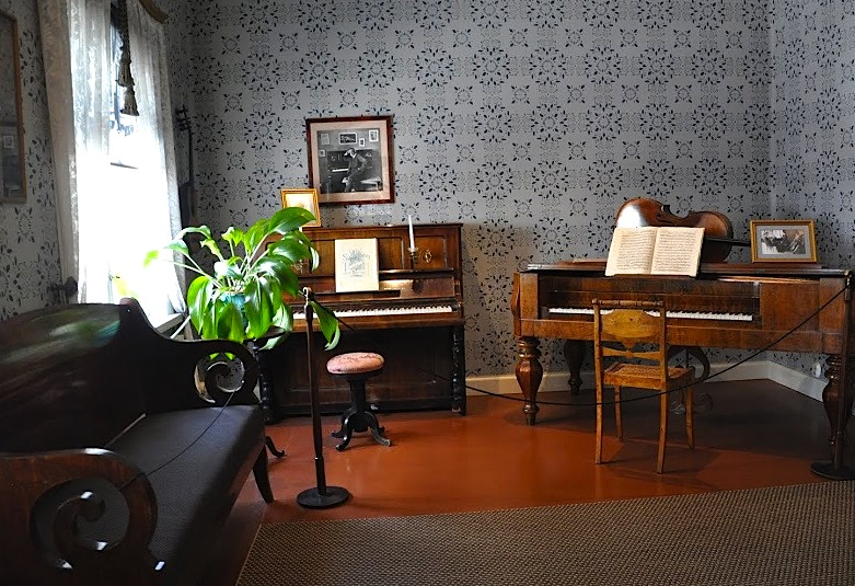 дом Яна Сибелиуса