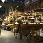 Эстермальмский рынок (Östermalms Saluhall) — главный рынок Стокгольма