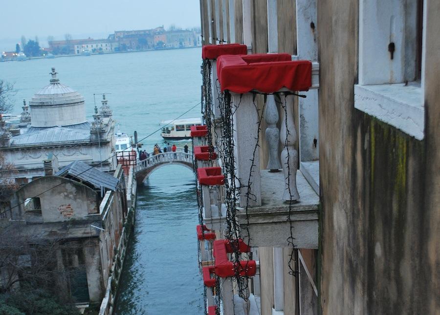 балкон Luna Baglioni