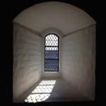 Окно в крепости Хяме