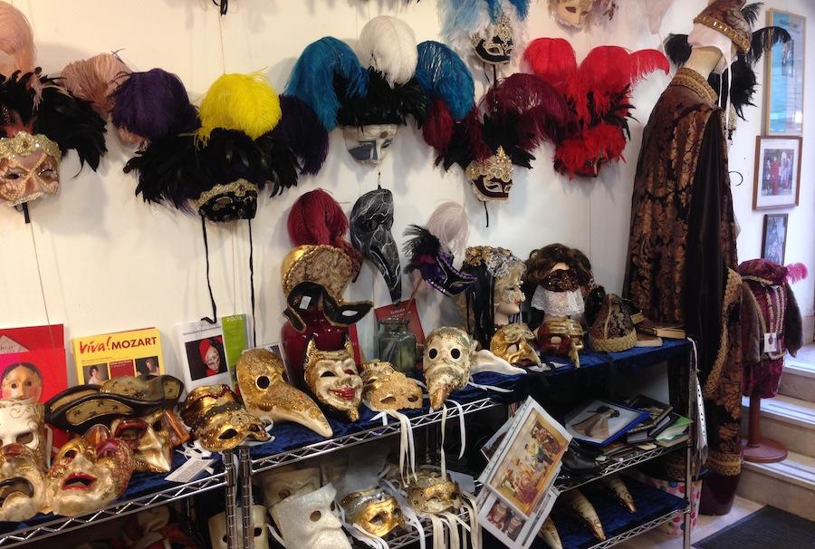 маски в ателье Flavia