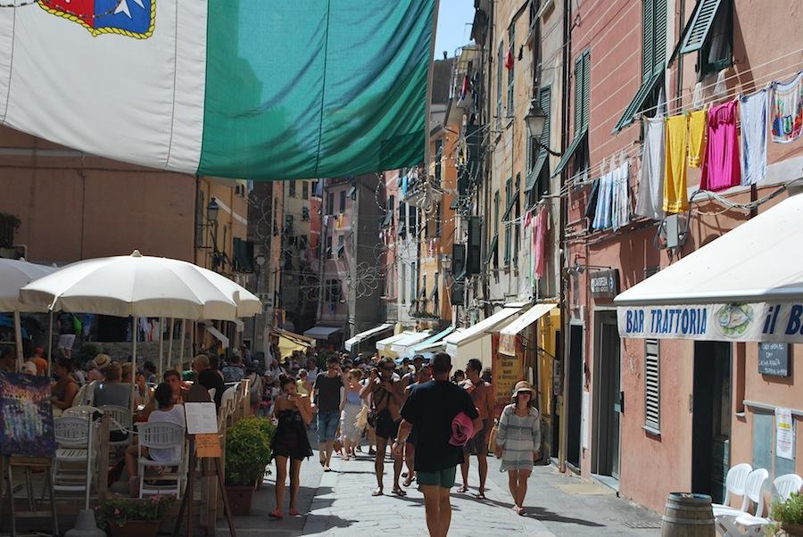 улочка в Вернацца
