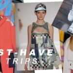 Style for trips: 3 вещи, которые стоит захватить в поездку по Европе