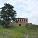 Вилла Вескови (Villa dei Vescovi) на Эуганских холмах