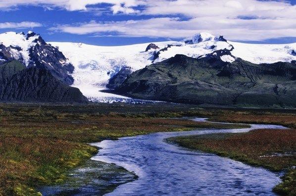 Ватнайёкюдль (Vatnajökull)