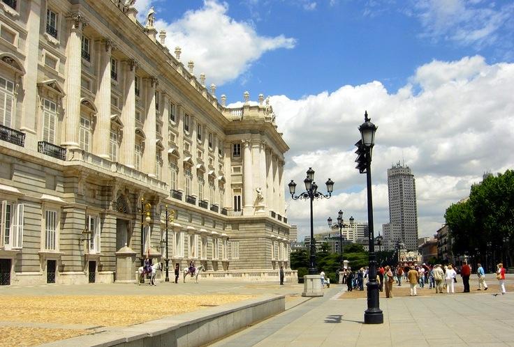 Королевский дворец (Palacio Real, Bailen)