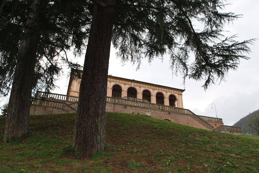 вилла Вескови (Villa dei Vescovi)