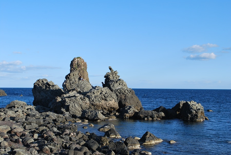 острова близ Ачитрецце