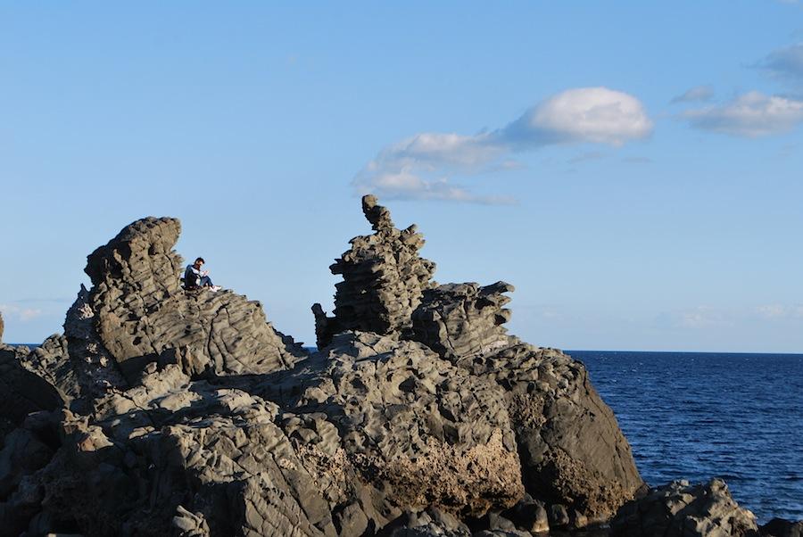 острова, Ачитрецца, Сицилия