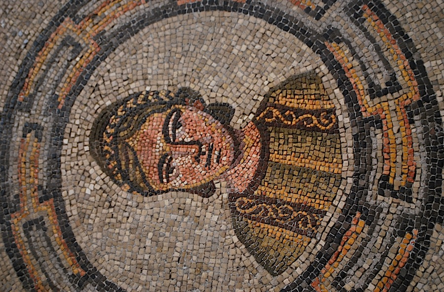 мозаика Аквилеи, портрет
