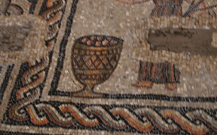 корзина с фруктами, Аквилея