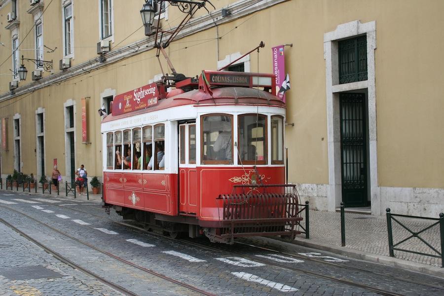 трамвай Лиссабона