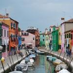 Остров Бурано: разноцветные домики и знаменитое кружево
