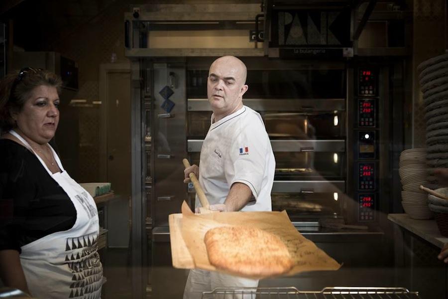 пекарь, рынок, Флоренция