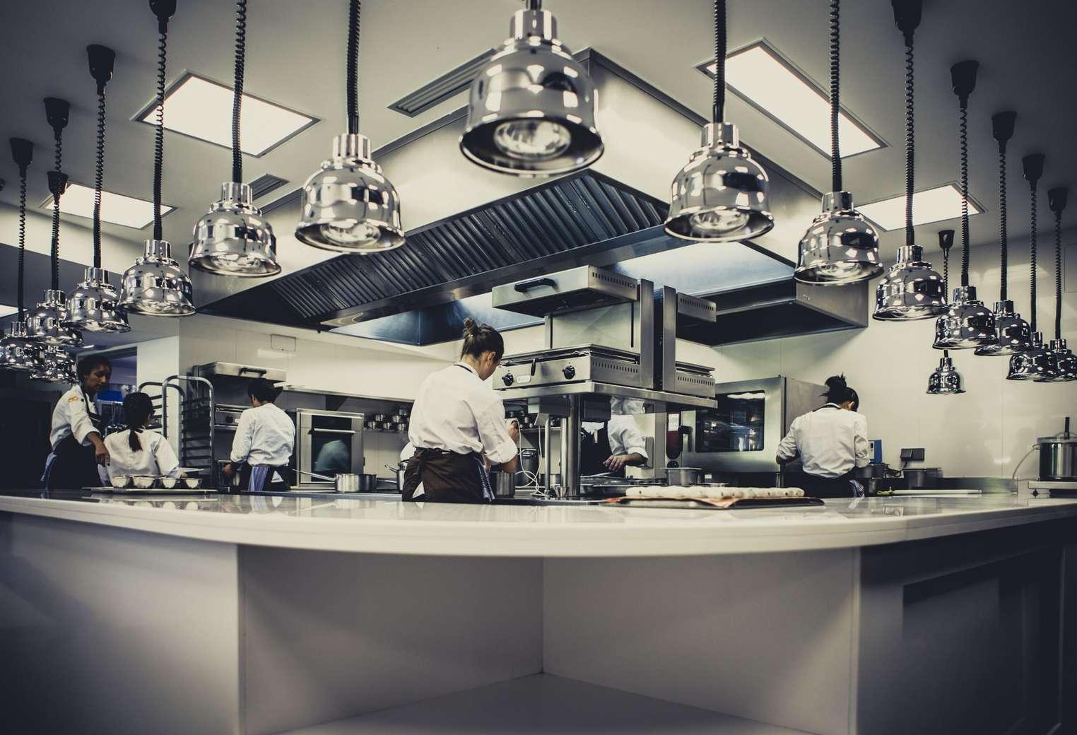 кухня ресторана Mugaritz
