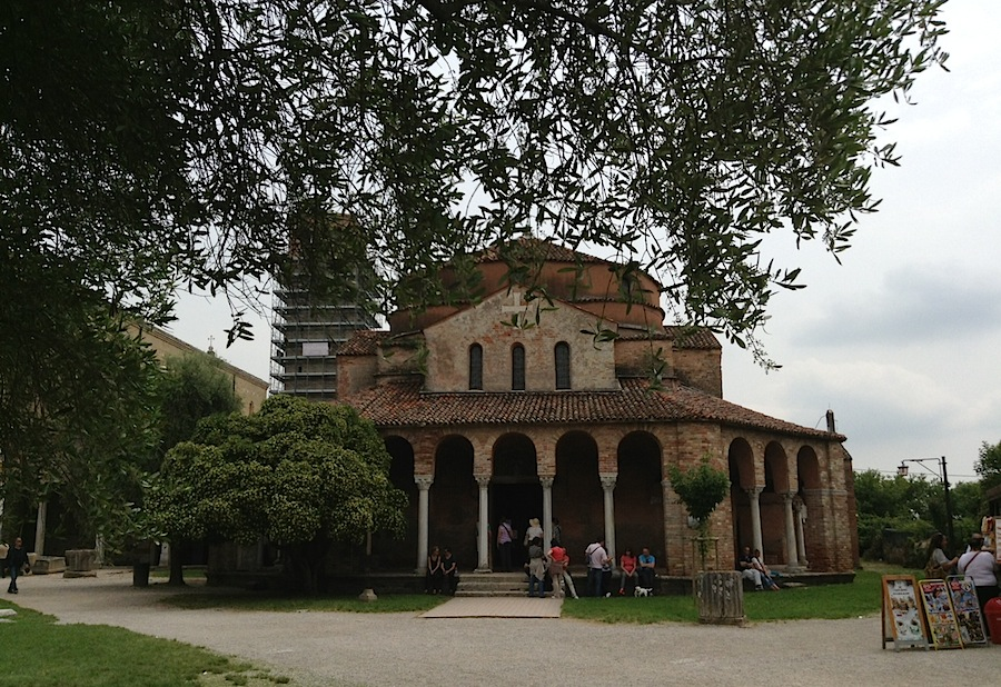 собор Санта Мария Ассунта, Торчелло