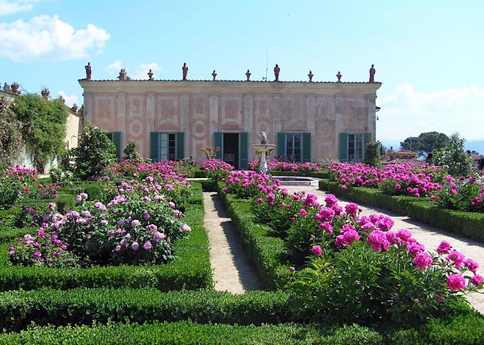 сады Боболи. Флоренция