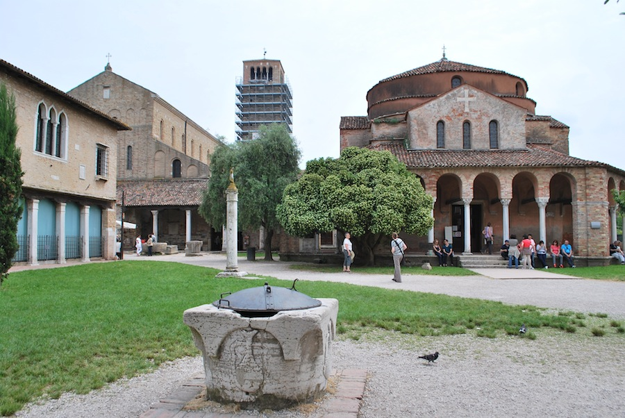 Санта Мария Ассунта и церковь Санта-Фоска, Торчелло
