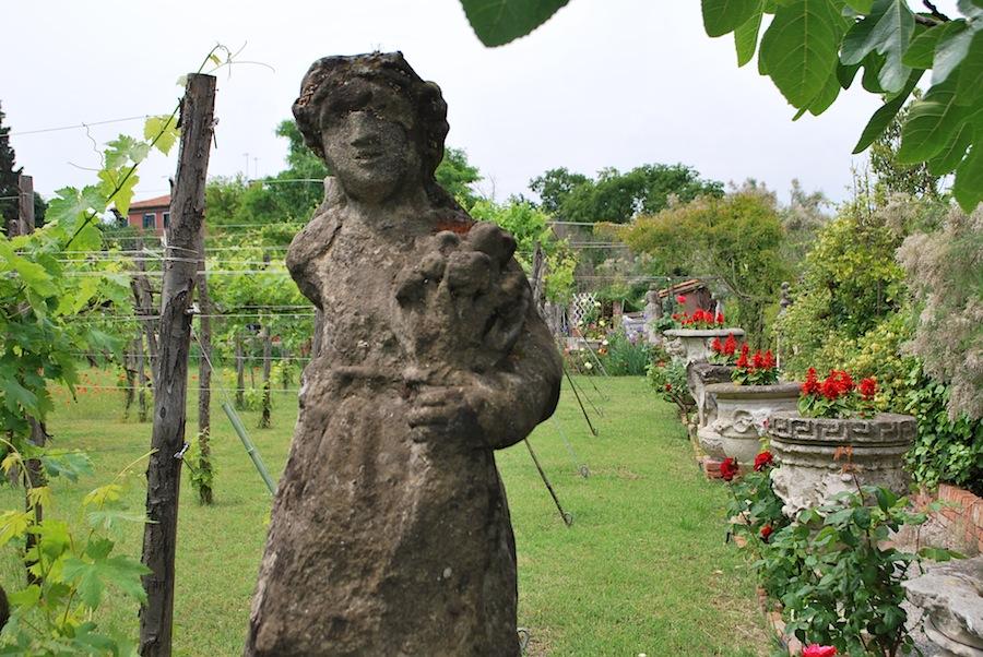 садик на острове Торчелло